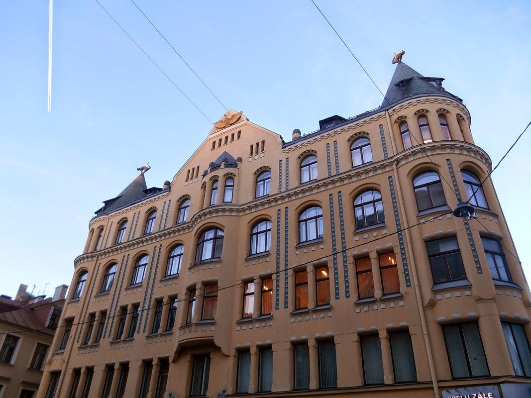 riga lettonia