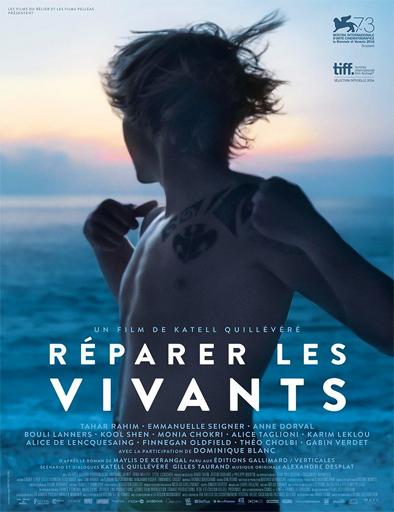 Ver Reparar a los vivos (Réparer les vivants) (2016) Online