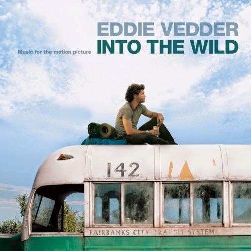 portada disco BSO Into the Wild Eddie Vedder