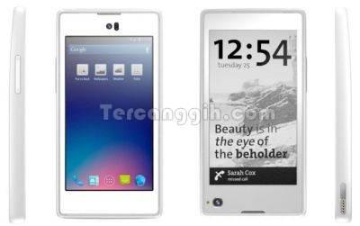Yota Phone Android Dua Layar