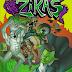 Zikas – Volume #1 - Mangá nacional de Aléssio Esteves, Raphael Fernandes e Junior Ferreira
