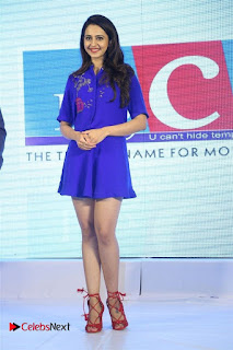 Actress Rakul Preet Singh Pictures as BIG C New nd Ambador  0078