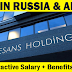 RONESANS HOLDING JOB OPPORTUNITIES IN RUSSIA & SOUTH AFRICA
