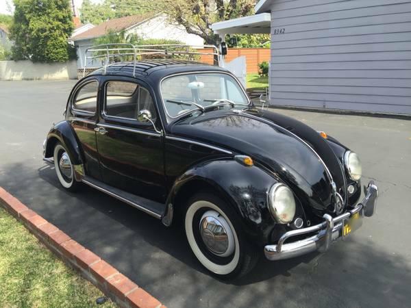VW Bug 1962