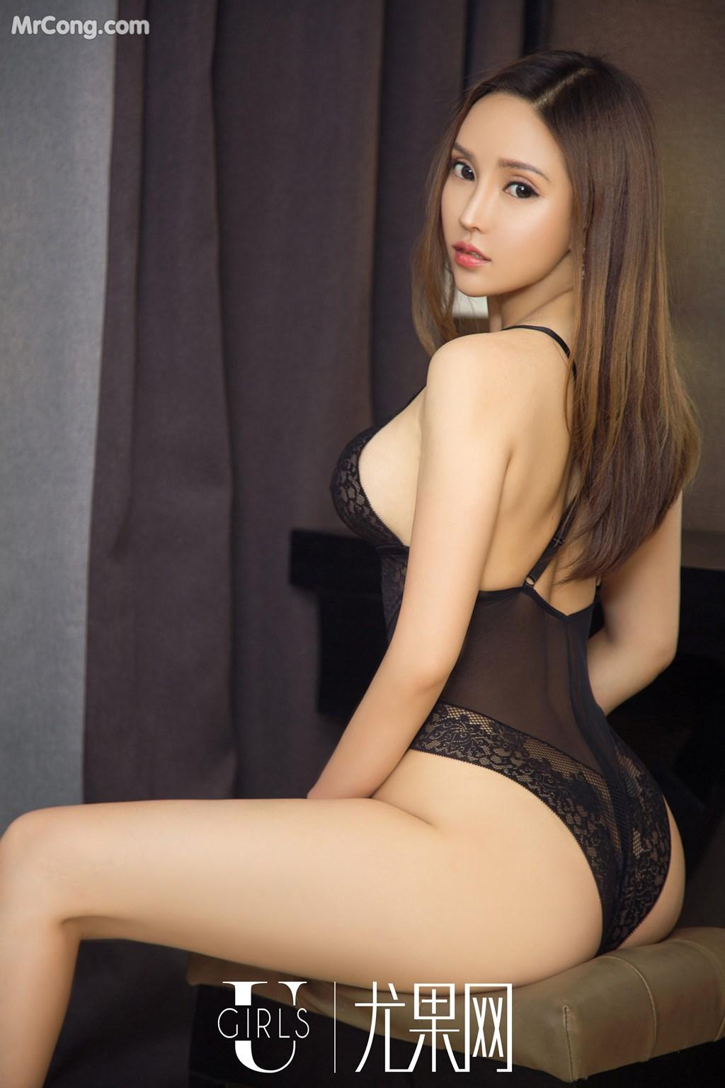 Image UGIRLS-U378-Ning-Xia-MrCong.com-007 in post UGIRLS U378: Người mẫu Ning Xia (宁夏) (66 ảnh)