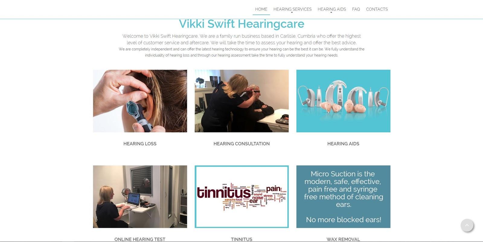 Vikki Swift Hearing Care