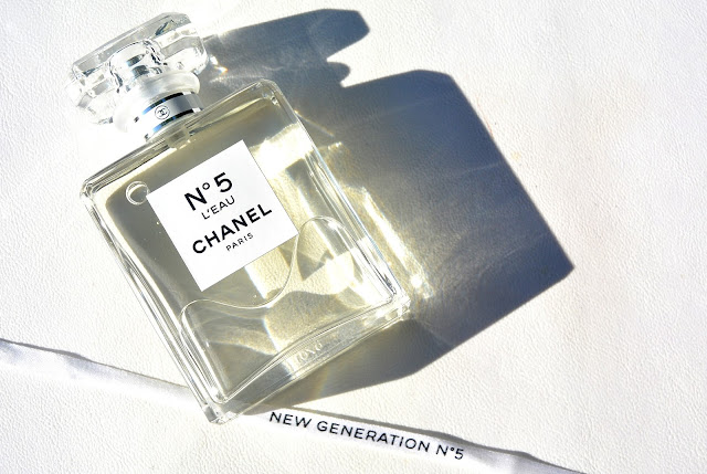 Chanel no 5 l'eau review