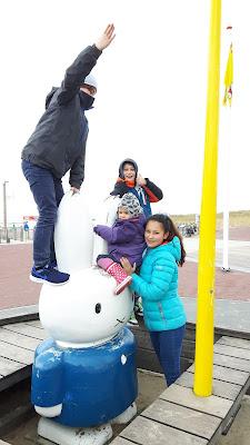 Egmond aan Zee Holland - Urlaub mit Kids