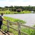 Após quase 5 anos do desassoreamento, represa cheia mostra que falta d'água ficou no passado