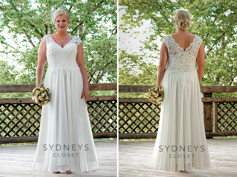 Plus Size For Brides 2nd Wedding