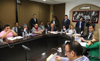 Se propone presupuesto austero y con alto sentido social: Raúl Navarro