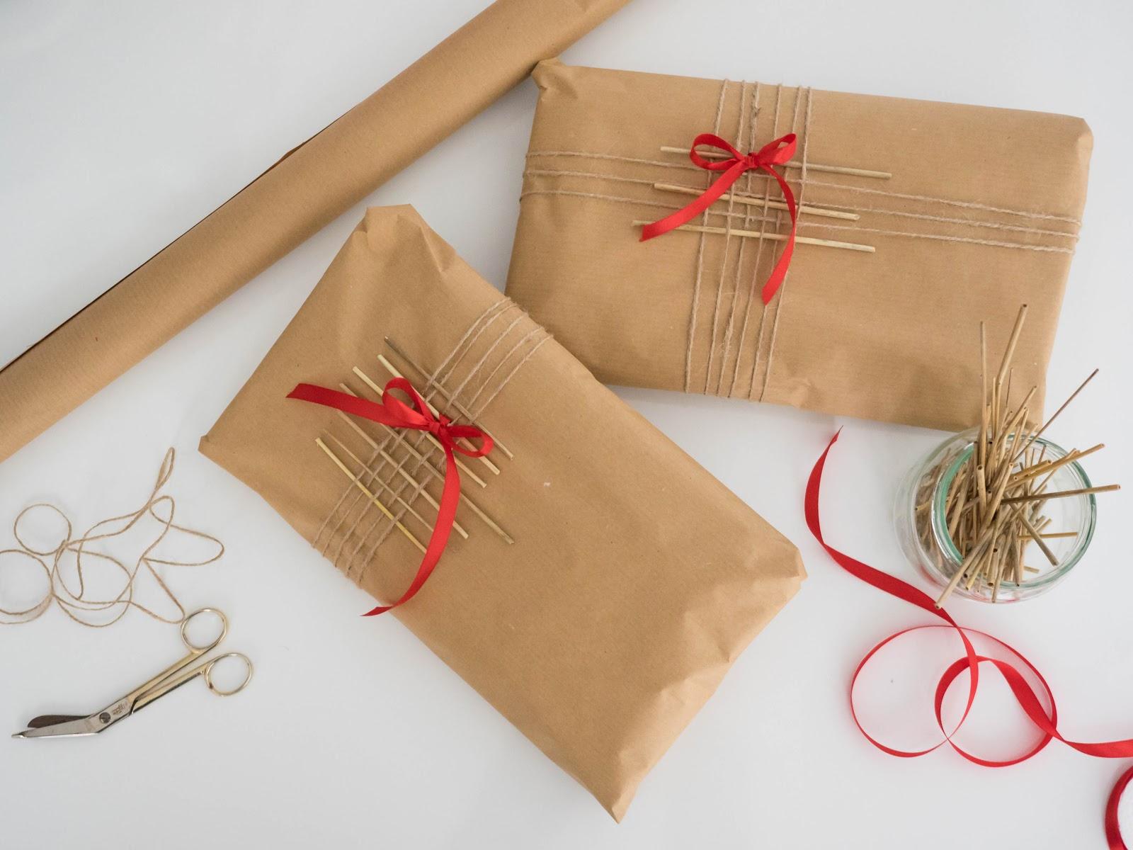 Talostakoti joululahja paketointi