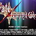 Fate Unlimited Codes PSP ISO Free Download & PPSSPP Setting