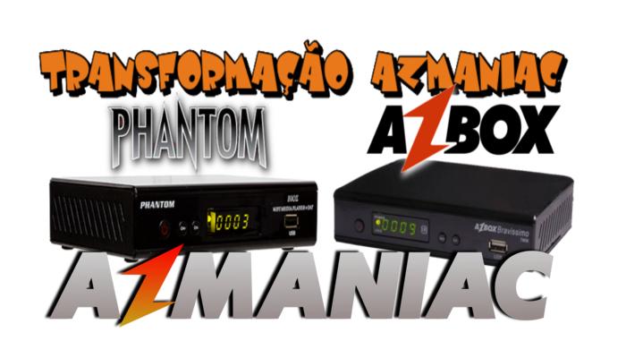 Bravíssimo Transformado em Phantom Bios