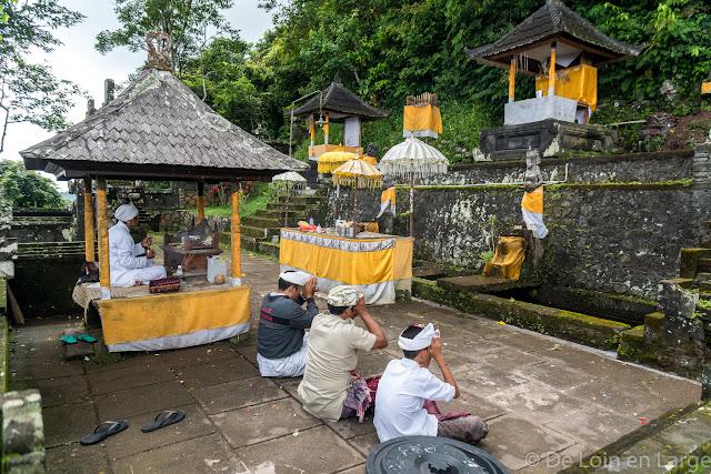Pura Telaga Sawang - Gunung Lempuyang - Bali