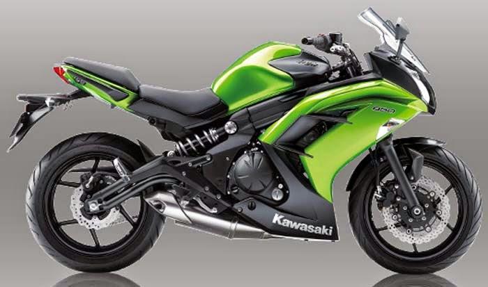 Harga Kawasaki Ninja 650