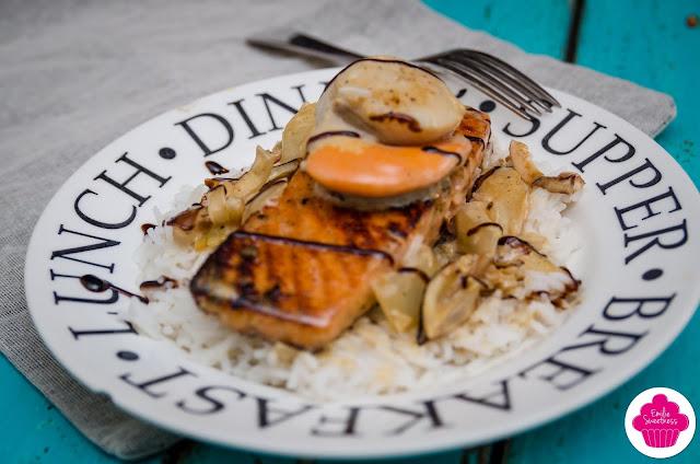 Test du concept Pêché Maison + Concours inside: pavé de saumon