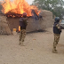 Troops rescue 211 civilians, clear out Boko Haram terrorists out of northern Borno state
