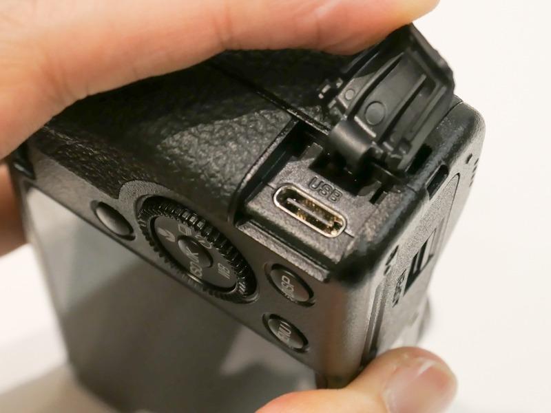 Разъем USB Type-C Ricoh GR III