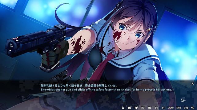 Grisaia: Phantom Trigger es la nueva entrega de Grisaia Series