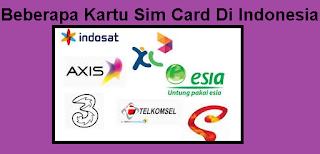 Beberapa IP Default Dari beberapa Operator di indonesia