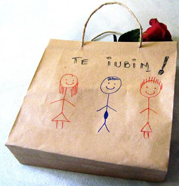 punguta cadouri personalizata