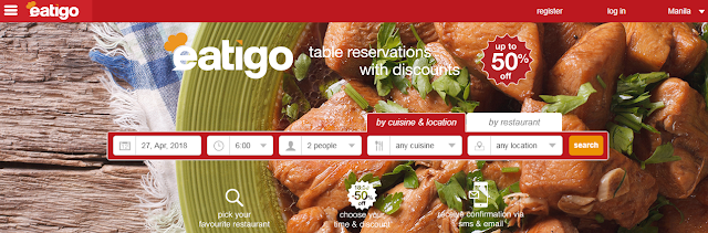 Things People Will Love About Eatigo App