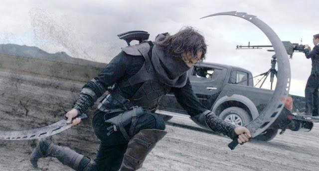 The Guardians | Trailer apresenta um enérgico, violento e inovador filme de super-herói