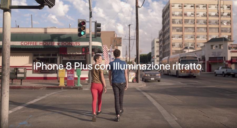 Canzone Apple Pubblicità iPhone 8 Plus 'Illuminazione Ritratto', Spot Ottobre 2017