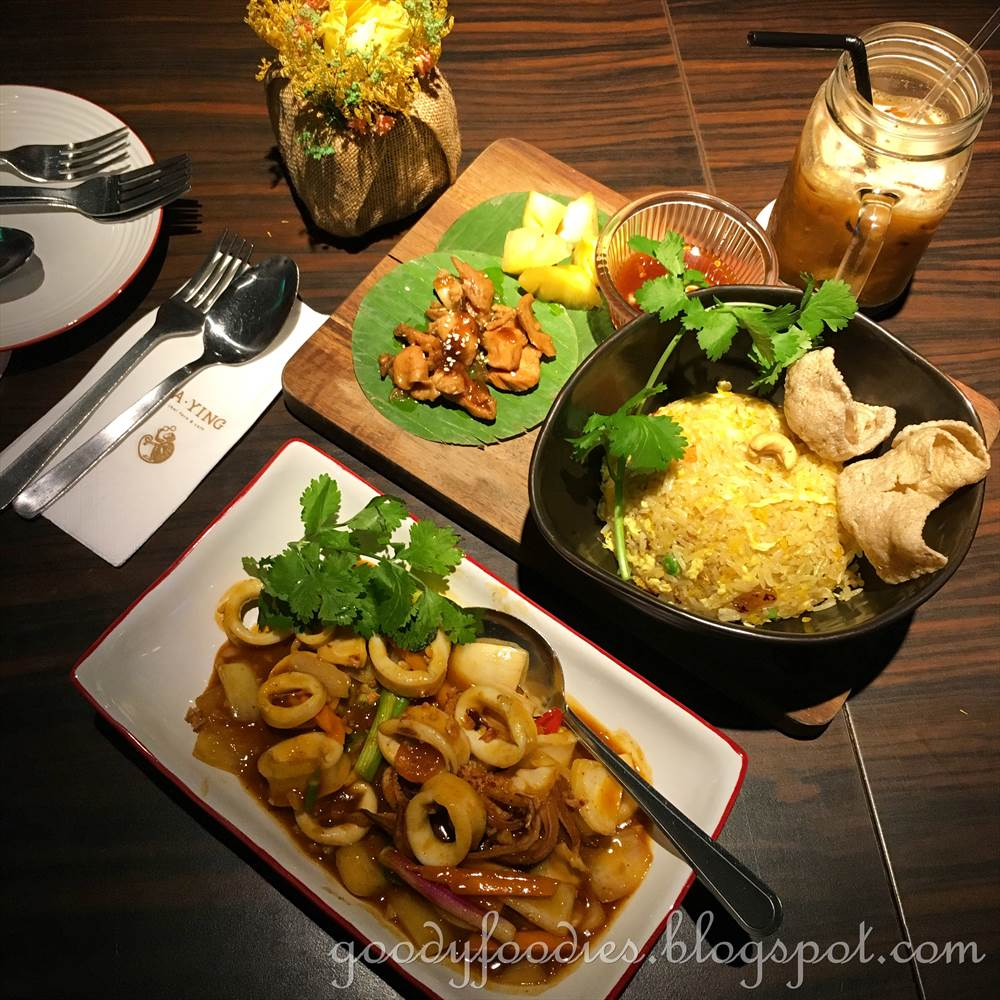 Thai Food Near Langley Afb
