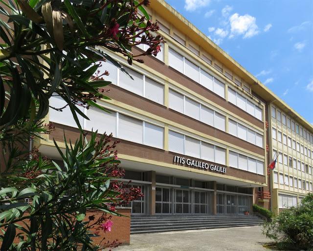 ITIS Galileo Galilei, Via Galilei, Livorno