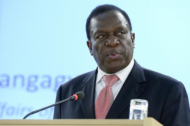 Mnangagwa: Nitampa Mafao Mazuri ya Kustaafu Robert Mugabe