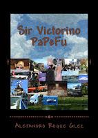 Sir Victorino Papefu at Alejandro's Libros.