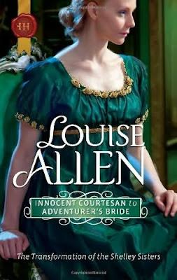 """[Resenha """"Desafio Históricos & Eu""""] Questão de Inocência, de Louise Allen @Harlequin Books Brasil"""