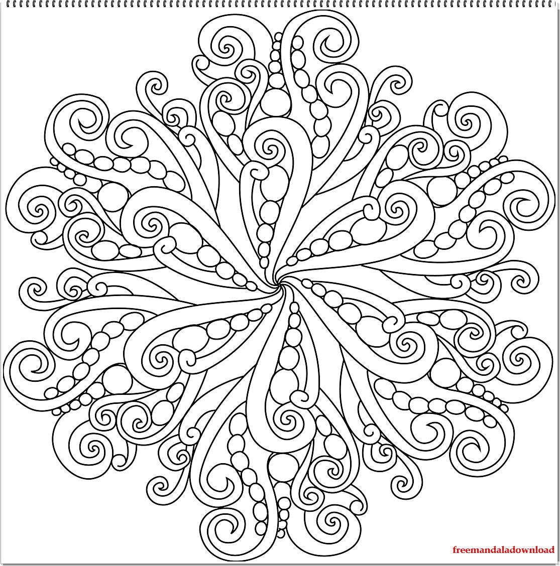 mandala malvorlagen zum ausdruckenmandala coloring pages