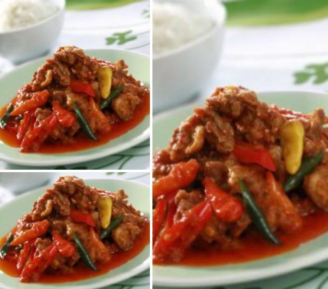 resep ayam goreng masak rica rica pedas spesial