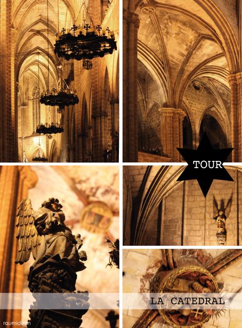 Barcelona - La Catedral