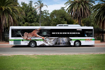 25 Creative and Clever Bus Advertisements - Part: 4 (30) 14