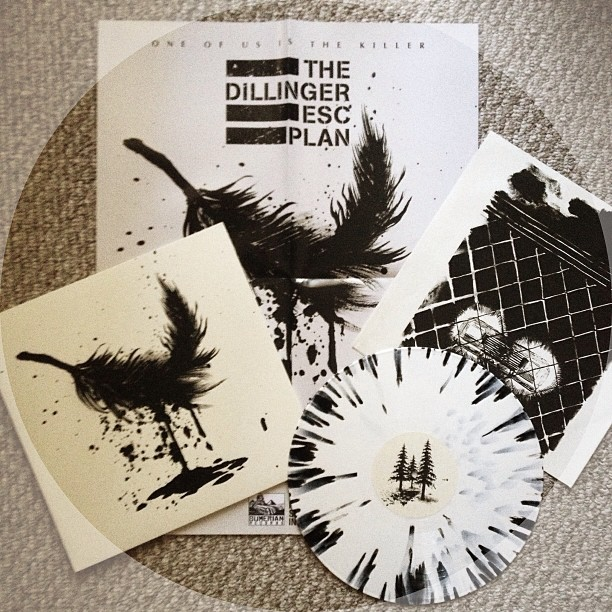 The Dillinger Escape Plan: One Of Us Is The Killer ~ STUCK