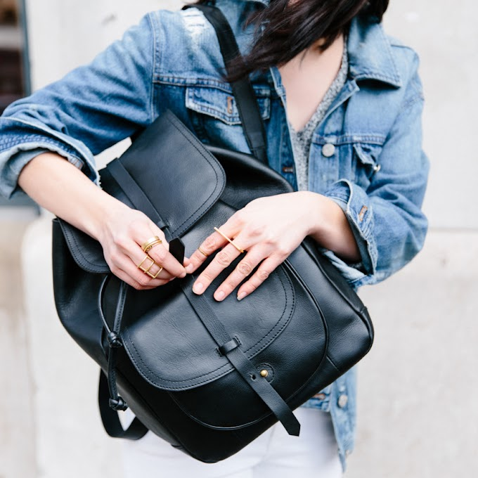 Eight Tips For Caring For a Leather Bag