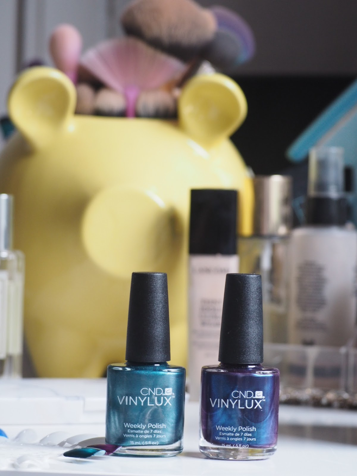 CND Vinylux NightSpell 2017 Weekly Nail Polish Collection*