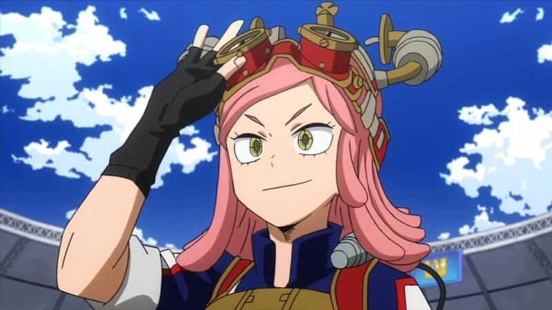 Karakter Perempuan Favorit di Anime Boku no Hero Academia