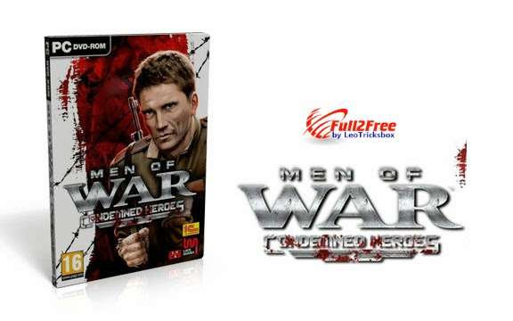 Men of War: Condemned Heroes_full2free.com
