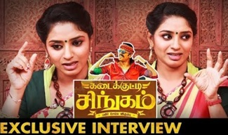 Actress, VJ Jeevitha Interview | Kalyanamam Kalyanam Nirmala