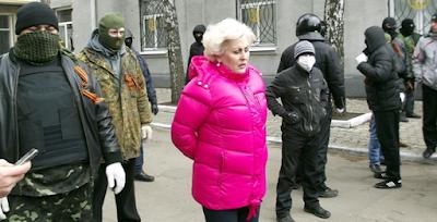 Сепаратистку Штепу звільнено з-під варти