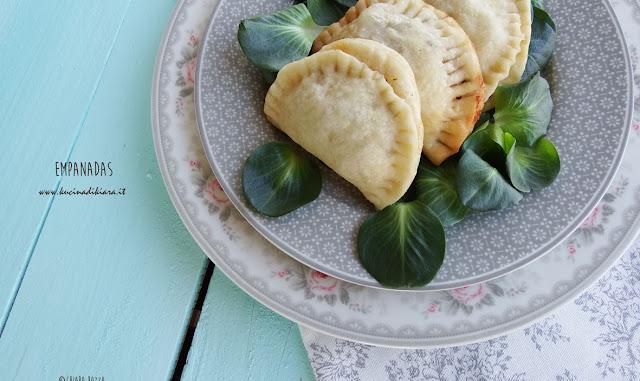 Empanadas, ricetta facile