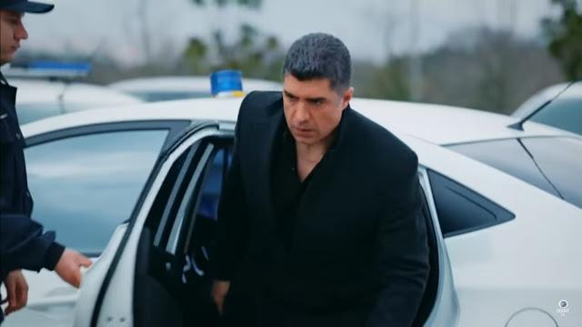 Kahraman si Yakup sunt  arestati.Familia este prezenta in fata sediului politiei nestiind ce se intimpla.