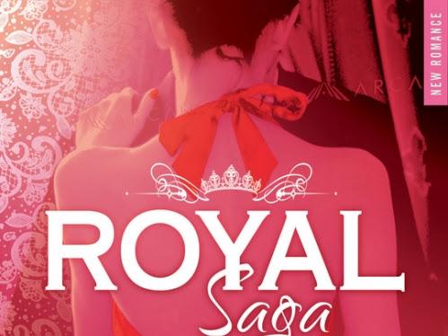 Royal Saga, tome 2 : Captive-moi de Geneva Lee