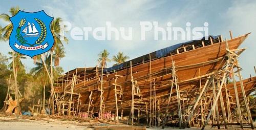 Perahu Phinisi Bulukumba