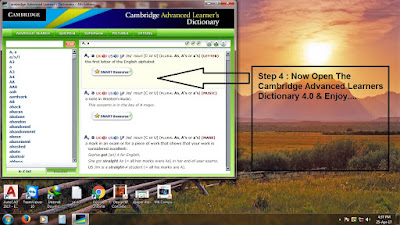 Cambridge Advanced Learner's Dictionary 4 0 for Windows Free
